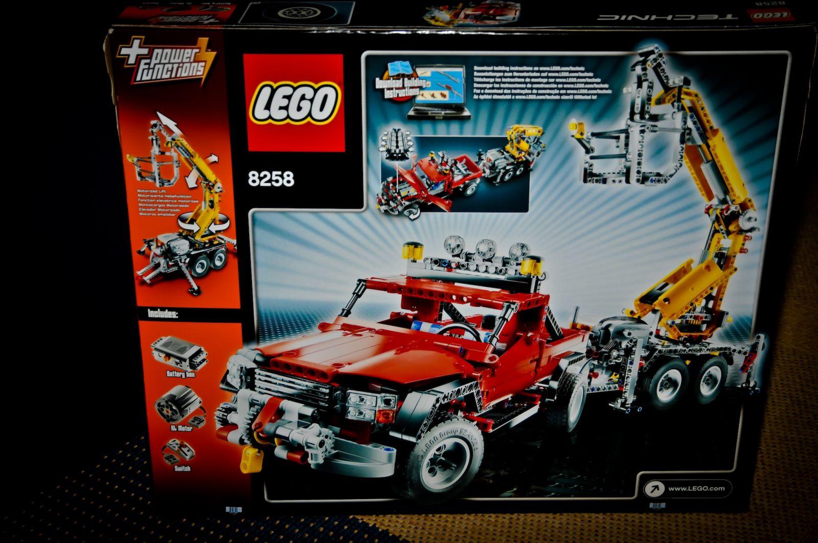Lego Technik 8258 2